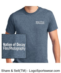 Nation of Decay Low Profile T-Shirt Design Zoom